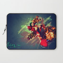 Jinx the loose cannon  Laptop Sleeve