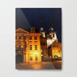 PRAGUE 2 Metal Print