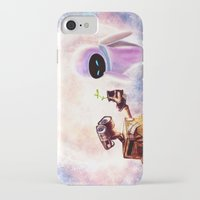 wall e iPhone & iPod Cases featuring Wall-e by p1xer