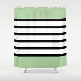 sest redaka v.2 Shower Curtain