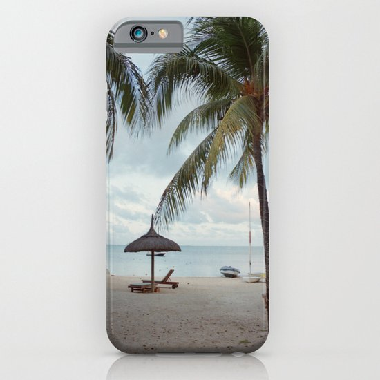 Sunrise in Mauritius II iPhone & iPod Case