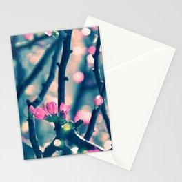 Spring Bling Bling Stationery Cards