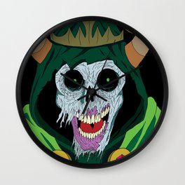 Lich Wall Clock