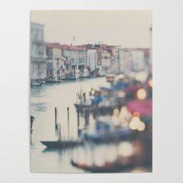 winter in Venice ... Poster