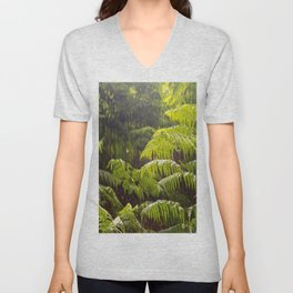 Beauty of plants Unisex V-Neck