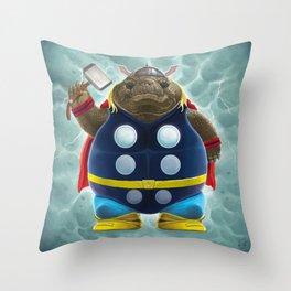Thortoise Throw Pillow