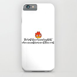 THE BEST BLAZE BURNS BRIGHTEST iPhone Case