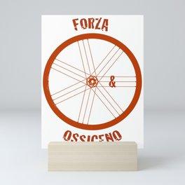 Forza e Ossigeno Mini Art Print