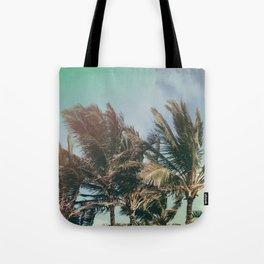 Vintage Palm Hawaii Summer Daze Tote Bag