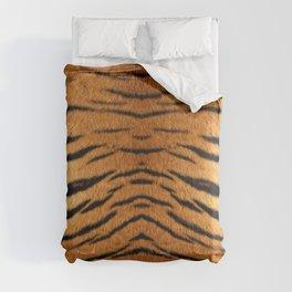 Cute tiger skin pattern Comforters