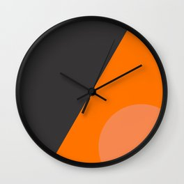 Untitled #Abstrct Wall Clock