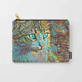 ColorMix Kitten 1 Carry-All Pouch