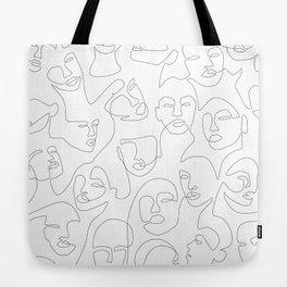 She's Beautiful Tote Bag