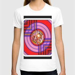 Round Peg round Hole T-shirt