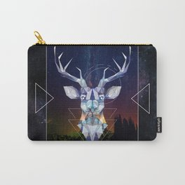Spirit of the Deer Carry-All Pouch