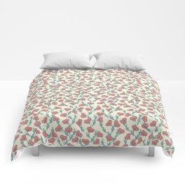 Cali Poppies Comforters