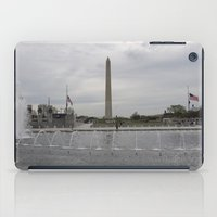 dc iPad Cases featuring WASHINGTON DC by jmarold