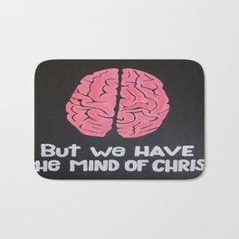 Mind of Christ Bath Mat
