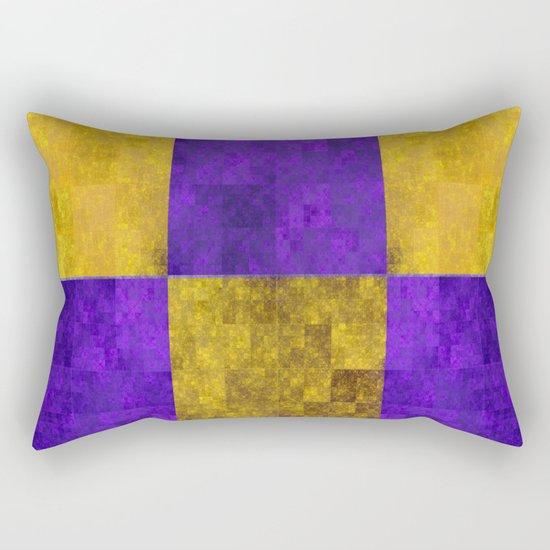 LA-kers Rectangular Pillow