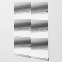 Gray Smooth Ombre Wallpaper