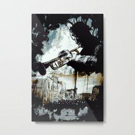 The Rot Parade Metal Print