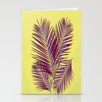 palms Stationery Cards featuring Palms by  Agostino Lo Coco