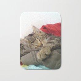 Cutest Cat Bath Mat