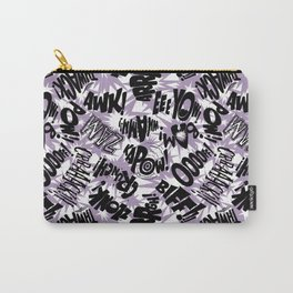 Biff Bam Pow 2 Carry-All Pouch