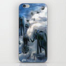 Water Hole iPhone Skin