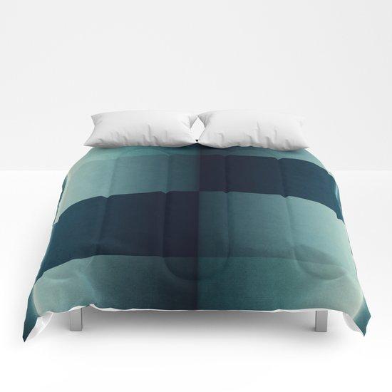 Squares #5 Comforters