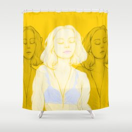 Lemondrop Shower Curtain