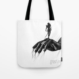 Ghostline - Bring Out The Warrior Tote Bag
