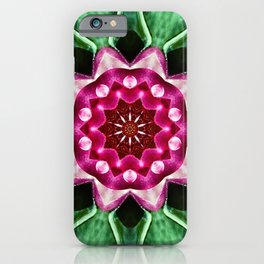 Water Lily Manipulation iPhone Case