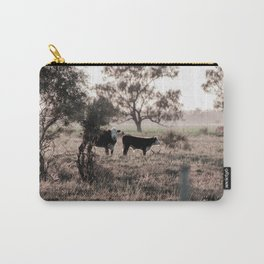 Mother and Calf Carry-All Pouch