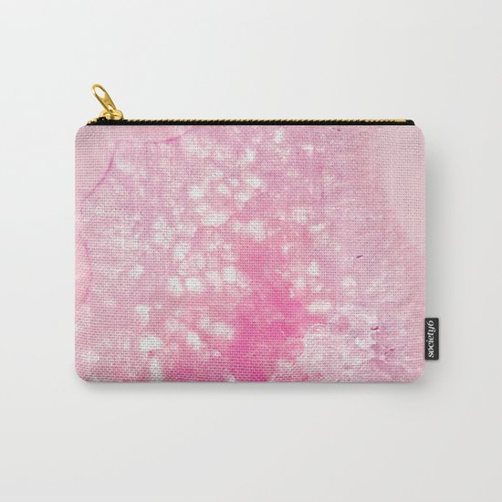 Pink Ice Carry-All Pouch