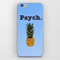 Psych iPhone & iPod Skin
