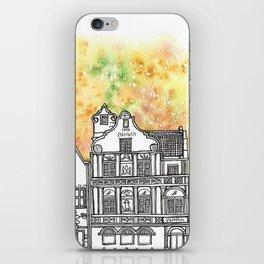 Splash | Willemstad iPhone Skin
