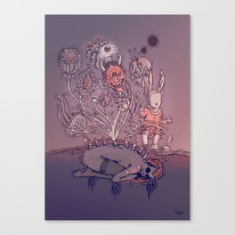 I Who Have Died - Everything Which Is Yes Canvas Print