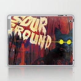 Sour Ground - Pet Sematary Tribute Laptop & iPad Skin