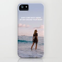 LANY x KARLIE KLOSS iPhone Case