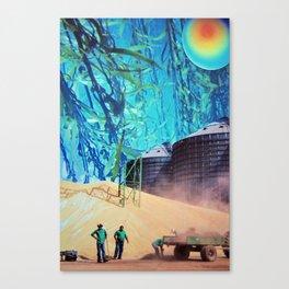 Terraforming Canvas Print