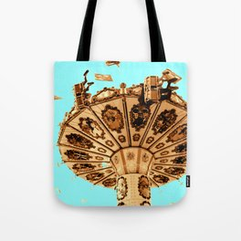 Flying high high Tote Bag