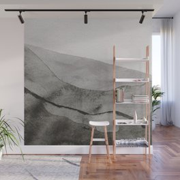 Ink Layers Wall Mural