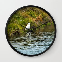 Huntress Wall Clock