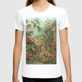 Vintage Plants Decorative Nature T-shirt