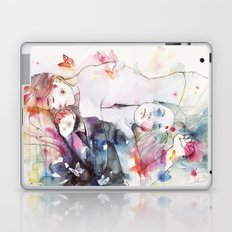 dreamy insomnia Laptop & iPad Skin