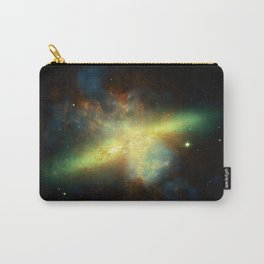 Galaxy : Messier 82 Carry-All Pouch