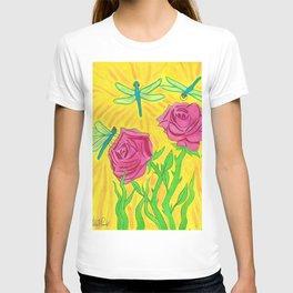 Garden Dragons T-shirt