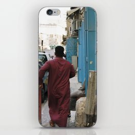 In A Hurry! iPhone Skin