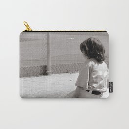 Little Baseball Brother Carry-All Pouch